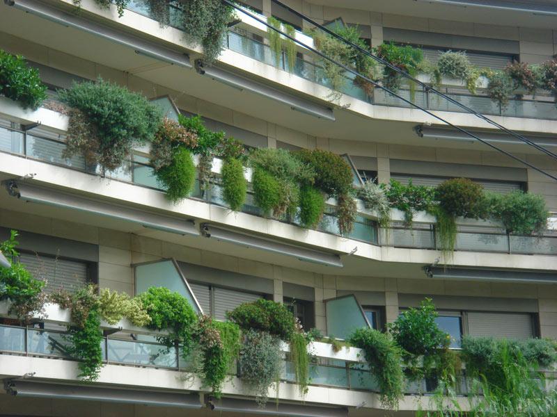 Impermeabilización De Jardineras De Uso Privativo Que Forman